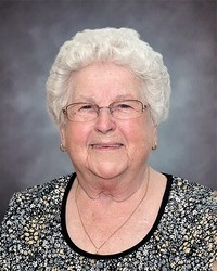 DOYLE Gertrude Lebrun  14 février 2021 avis de deces  NecroCanada