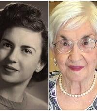 Doris Harriet Stewart Anglin  Sunday February 14th 2021 avis de deces  NecroCanada