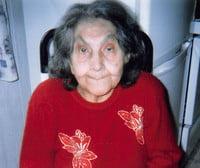 Edna Charlebois  February 18 2021 avis de deces  NecroCanada