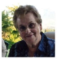 Shirley Lorraine Jeppesen  February 14th 2021 avis de deces  NecroCanada