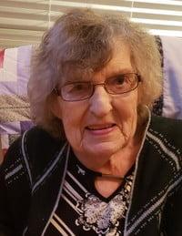 Agnes Evelyn nee Mason Jine  2021 avis de deces  NecroCanada