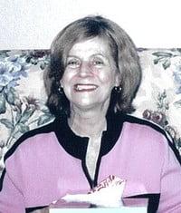 Connie Sparkes  February 22 2021 avis de deces  NecroCanada