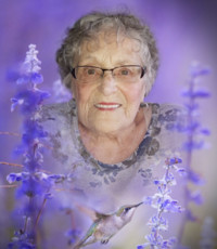 Delia Barriault  25 septembre 1924 – 24 février 2021