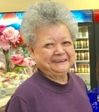 WONG Betty Yung nee Lai  February 20 2021 avis de deces  NecroCanada
