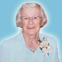 Lorette Frappier  2021 avis de deces  NecroCanada
