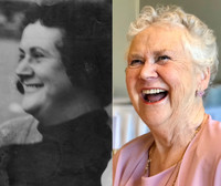 Margaret Ellen Horlacher nee Keiran  September 9 1939  February 21 2021 avis de deces  NecroCanada