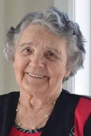 Marie-Paule Fortier Morin  1921  2021 (100 ans) avis de deces  NecroCanada