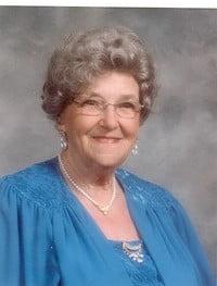 Viola Pearl Treneer Martin  1925  2021 (age 95) avis de deces  NecroCanada