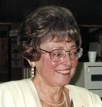 Dawn Patricia Bryden  31 octobre 1934