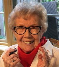 Grace Esther Glass  Monday March 1st 2021 avis de deces  NecroCanada