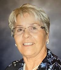 Janet Mary Paquette Unwin  Monday February 1st 2021 avis de deces  NecroCanada
