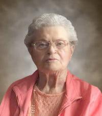 Mabel Beth Elizabeth Rowell Bray  Saturday January 9th 2021 avis de deces  NecroCanada