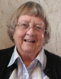 Barbara Jean Townshend  19252021 avis de deces  NecroCanada
