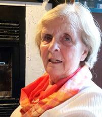 Ursula Babs Mary Dobbs Banks  Tuesday March 2nd 2021 avis de deces  NecroCanada