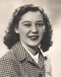 Kay Knight  July 12 1923  March 5 2021 (age 97) avis de deces  NecroCanada
