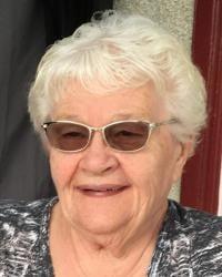 Henrietta Peters  2021 avis de deces  NecroCanada