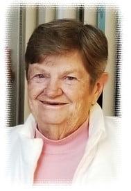 Muxlow Margaret 'Faye'  2021 avis de deces  NecroCanada