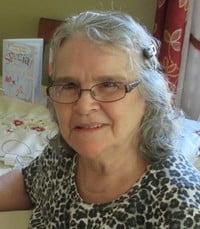 Rhoda Melvina Jean Matthews Burton  March 8th 2021 avis de deces  NecroCanada