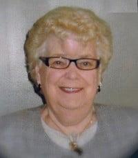Nora Cheeseman Hann  Sunday March 7th 2021 avis de deces  NecroCanada