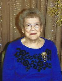 Genevieve Jenny Zagrodney  May 9 1927  March 9 2021 (age 93) avis de deces  NecroCanada