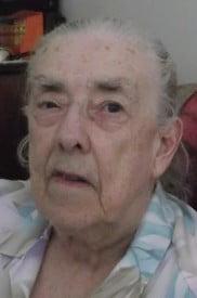 Glennie Beatrice nee Gillian Schofield  19272021 avis de deces  NecroCanada
