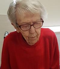 Blanche Belle Bunse Woodward  1917  2021 (age 103) avis de deces  NecroCanada