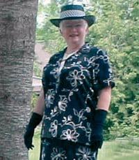 Marion Elizabeth Carr  Friday March 12th 2021 avis de deces  NecroCanada