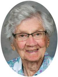 Evelyn Edith Egan RYLAND  June 9 1925  March 5 2021 (age 95) avis de deces  NecroCanada