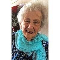 Margaret Helen Gillette  March 10 1926  March 14 2021 avis de deces  NecroCanada