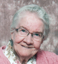 Violet Agnes Byers Hazelwood  March 16 2021 avis de deces  NecroCanada