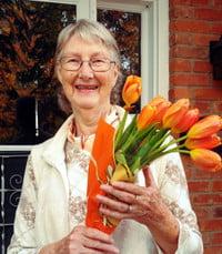 Anne Marie Regehr  Monday March 8th 2021 avis de deces  NecroCanada