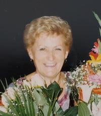 Diana Manna  Thursday March 18th 2021 avis de deces  NecroCanada