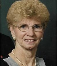 Dorothy Hill Griffin  Wednesday March 17th 2021 avis de deces  NecroCanada