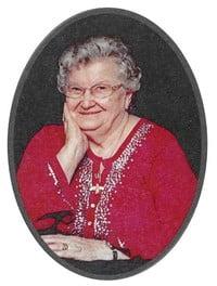 Mary Sydora  2021 avis de deces  NecroCanada