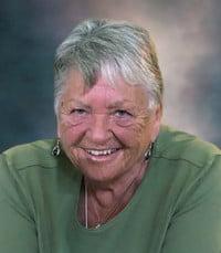 Joy Mary Lynam Witter  Thursday March 18th 2021 avis de deces  NecroCanada