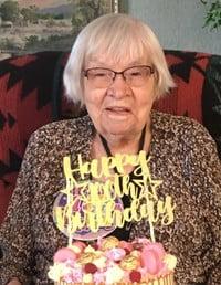 Susie Fortman  January 23 1921  March 18 2021 (age 100) avis de deces  NecroCanada