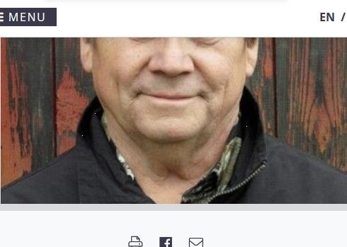 Gilbert Sewell  2021 avis de deces  NecroCanada