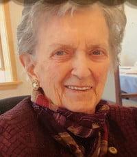 Phyllis Hope Hoyle Mood  Thursday March 18th 2021 avis de deces  NecroCanada
