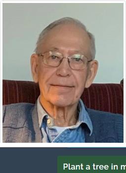 William Bill Bishopp  March 20 2021 avis de deces  NecroCanada