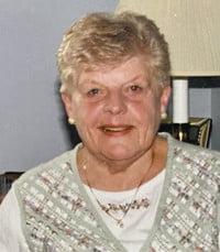 Betty Mitchell  Sunday March 21st 2021 avis de deces  NecroCanada