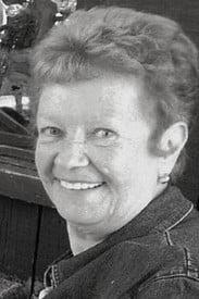 Doris Morin  (1936  2021) avis de deces  NecroCanada