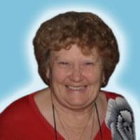 Edna Servos  2021 avis de deces  NecroCanada