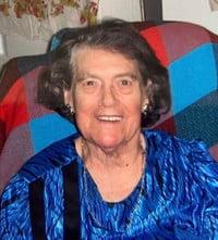 Margaret Fudge Williams  March 20 1927  March 23 2021 (age 94) avis de deces  NecroCanada