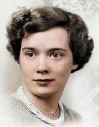 Verna Blanche Banks  19302021 avis de deces  NecroCanada