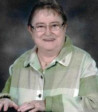Madeleine Gravel  Tuesday March 23rd 2021 avis de deces  NecroCanada