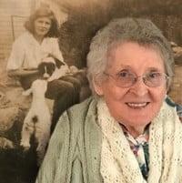 SCHRAM Josephine Elizabeth nee Gabara  January 12 1931 — March 16 2021 avis de deces  NecroCanada