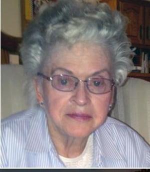 Reta Mary Hough  Saturday March 27th 2021 avis de deces  NecroCanada