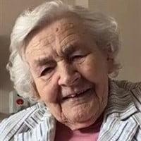 Anne Mary McMurtry  March 24 2021 avis de deces  NecroCanada