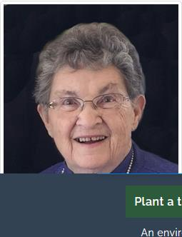 Phyllis Humble  March 24 2021 avis de deces  NecroCanada