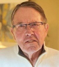 W Gerald Gerry Steele  Friday March 26th 2021 avis de deces  NecroCanada